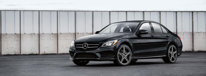 Why the 2018 Mercedes-Benz C-Class Makes the Right Choice