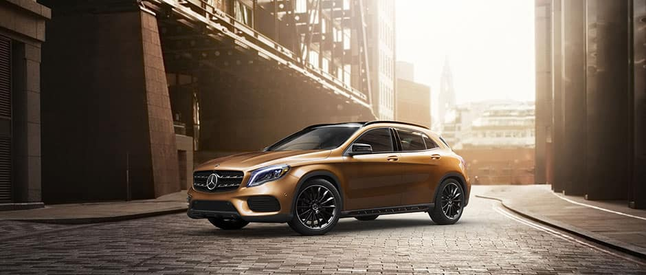 Why We Love the 2019 Mercedes-Benz GLA at Mercedes-Benz of Burlington