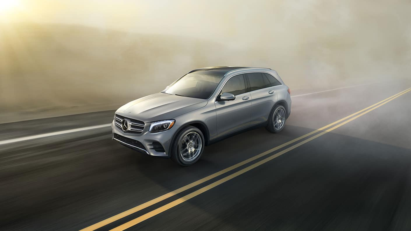 Experience True Luxury in the 2019 Mercedes-Benz GLC