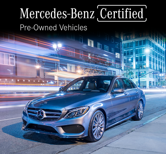New & Pre-Owned Mercedes