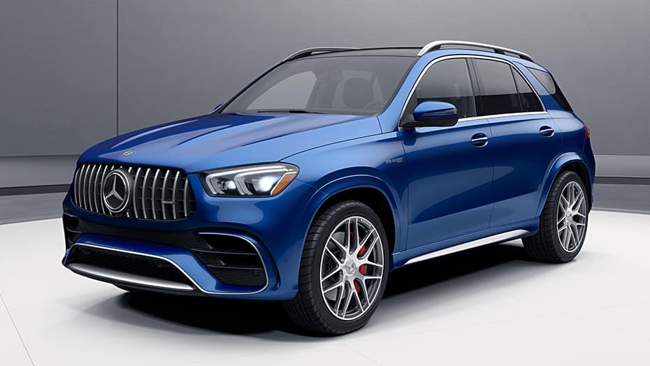 2021 Mercedes-Benz GLE AMG 63 for sale now