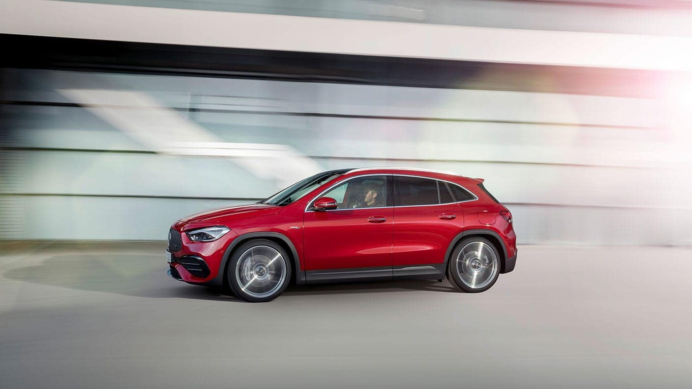 See our full 2021 Mercedes-Benz GLA 250 review by clicking here.