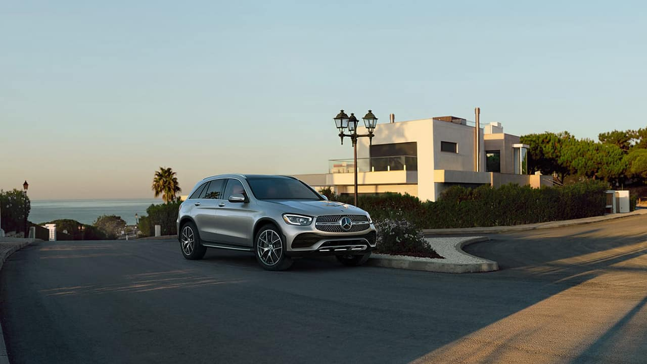 2021 Mercedes GLC Burlington