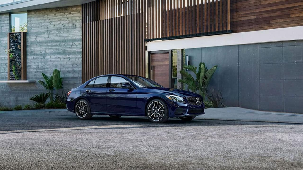 Certified Pre-Owned C-Class