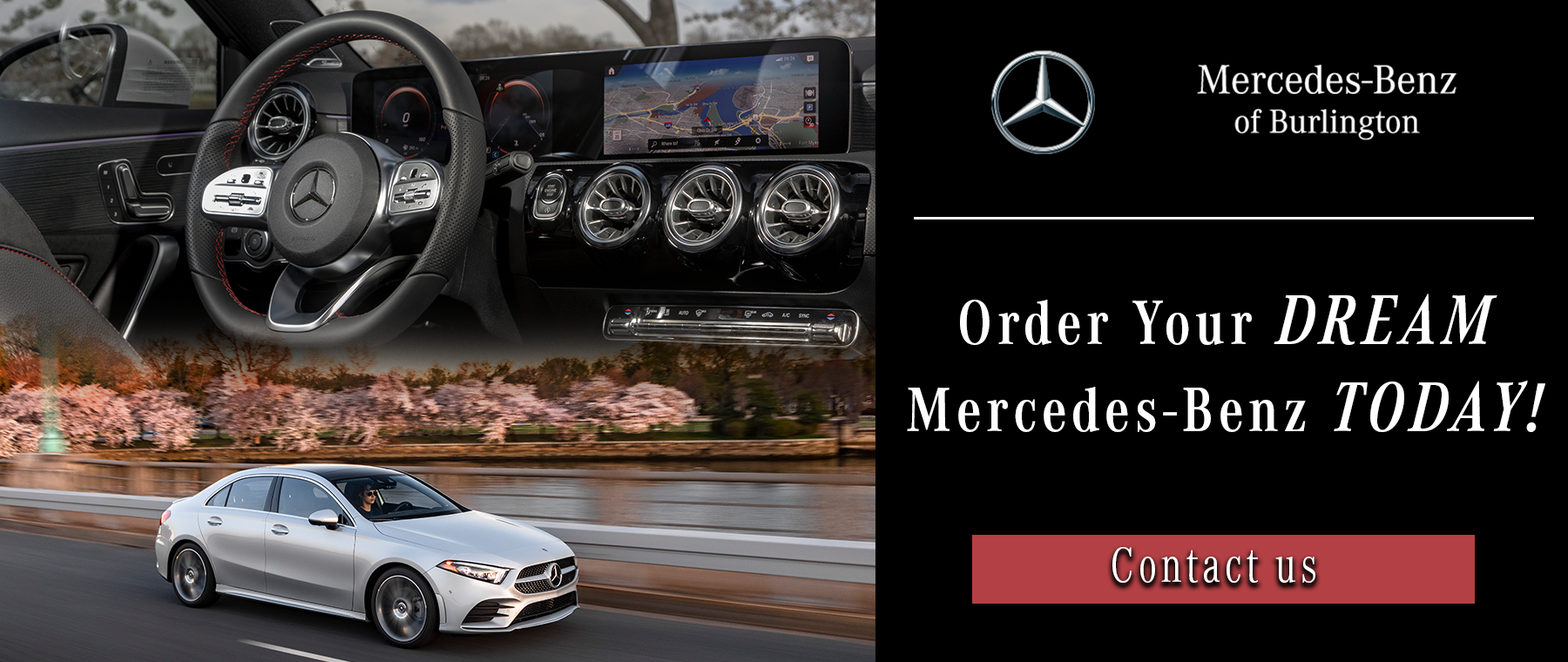 Order MB Vehicle Today