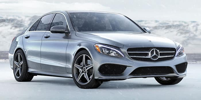 2019 Mercedes-Benz C 300 4MATIC®