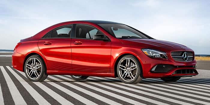 2019 Mercedes-Benz CLA 250 4MATIC®