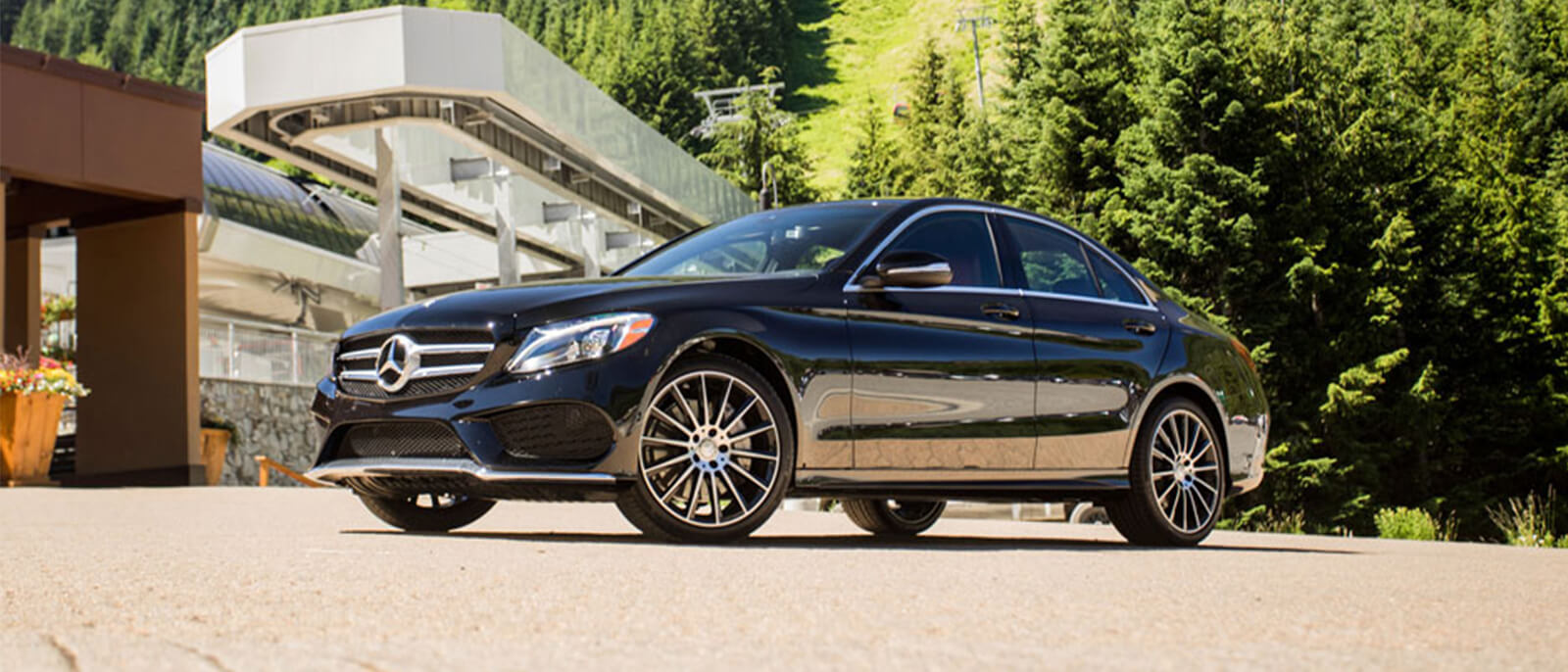 The opulent mercedes benz c 300 sedan is available now for Mercedes benz of arlington
