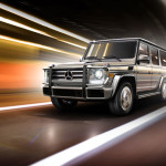 2017 MB G550 Driving