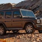 All new 2019 Mercedes G Class