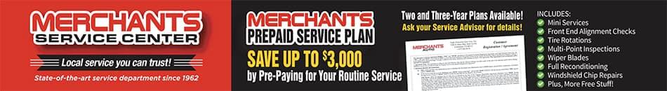 Pre Paid Service Plan