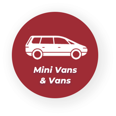 MiniVansVans Pick Up Bodytype