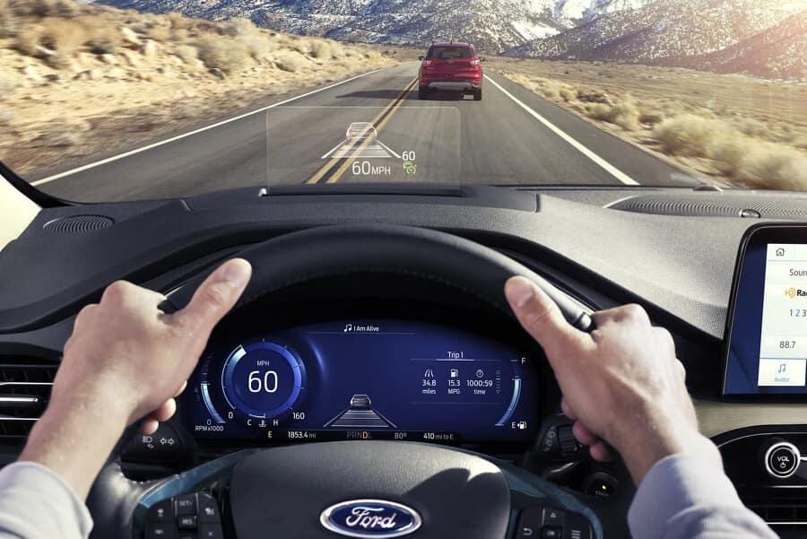 Ford Escape 2021 Cruise Control