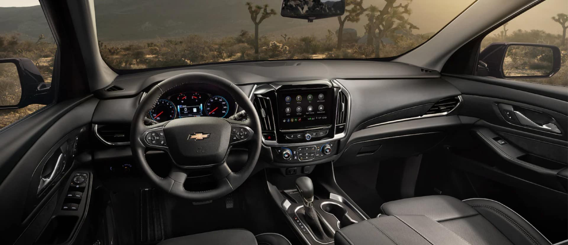 picture of Chevrolet traverse black 2021 interior display for Sale in Hooksett New Hampshire