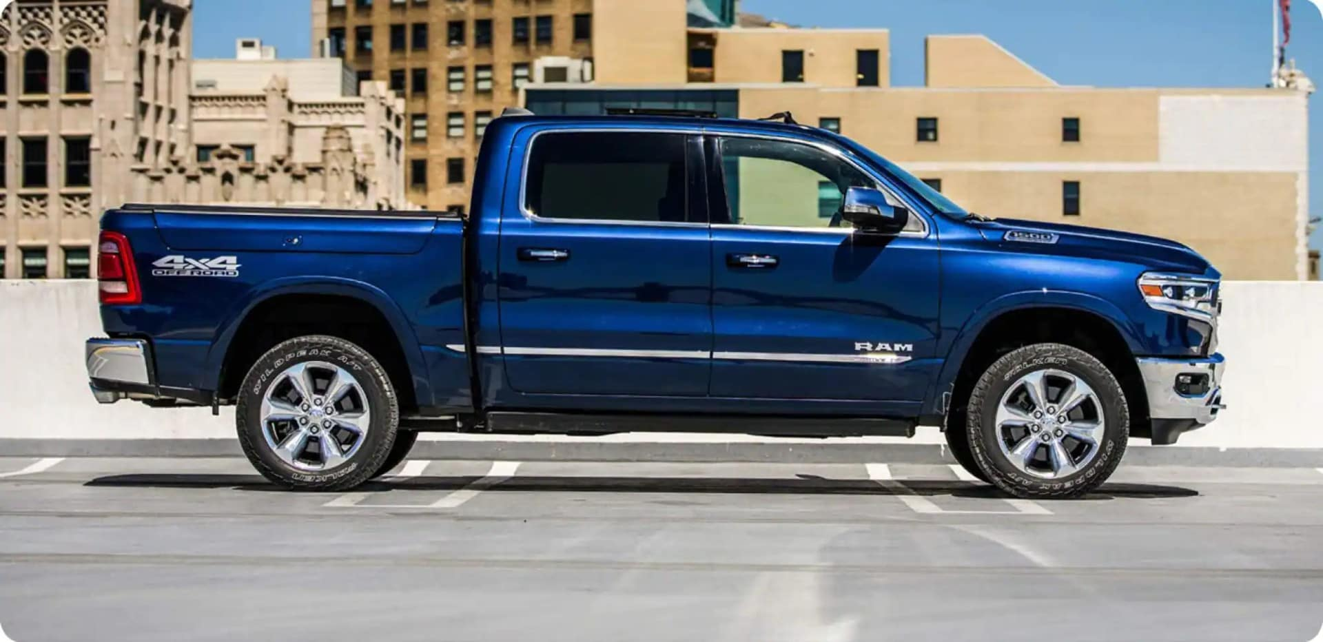 picture of dodge ram 1500 blue exterior for Sale in Hooksett New Hampshire