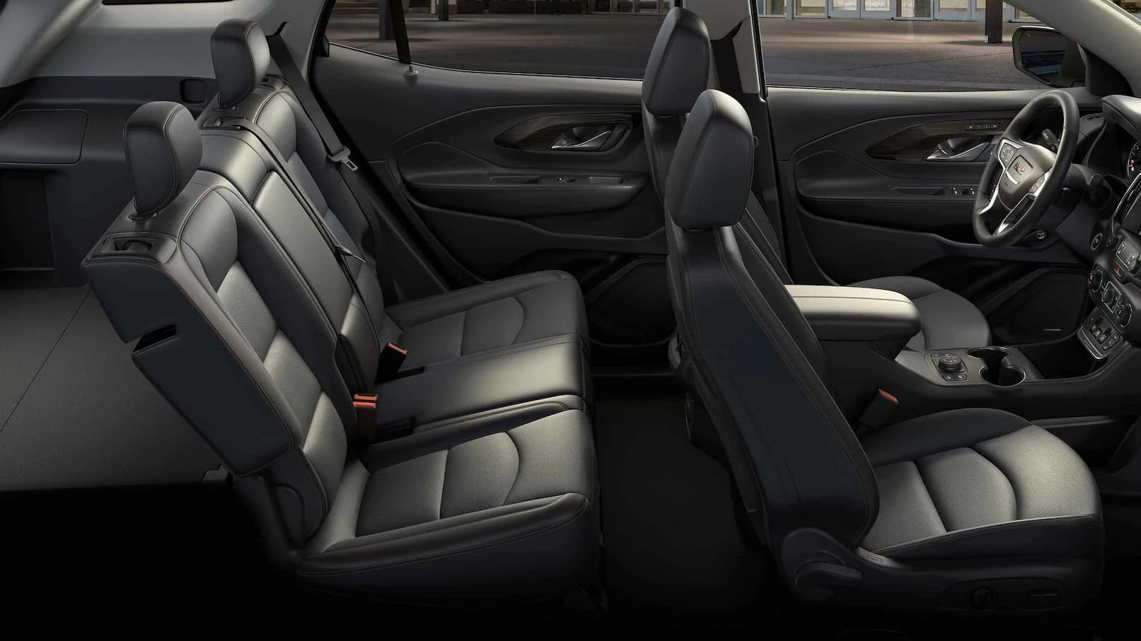 picture of gmc terrain black leather interior for sale in Hooksett New Hampshire