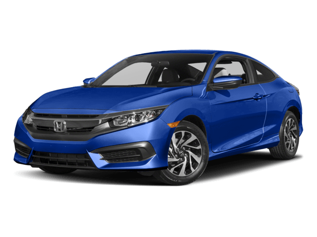 2017 Honda Civic Coupe Manual LX