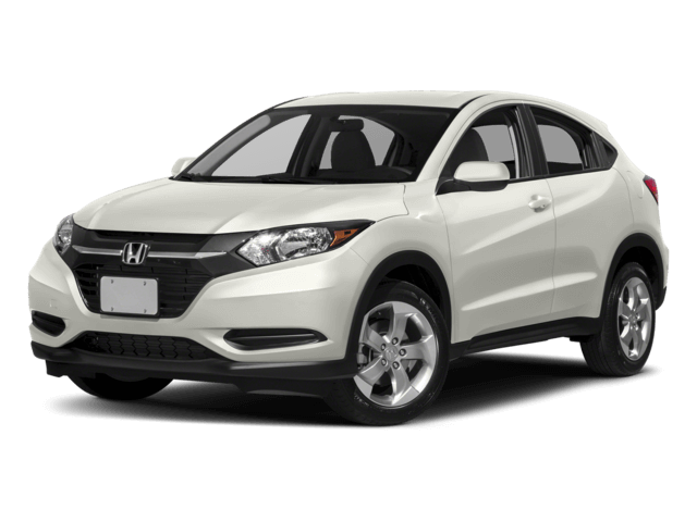 2017 Honda HR-V 2WD Manual LX