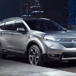 2017 Honda CR-V Night