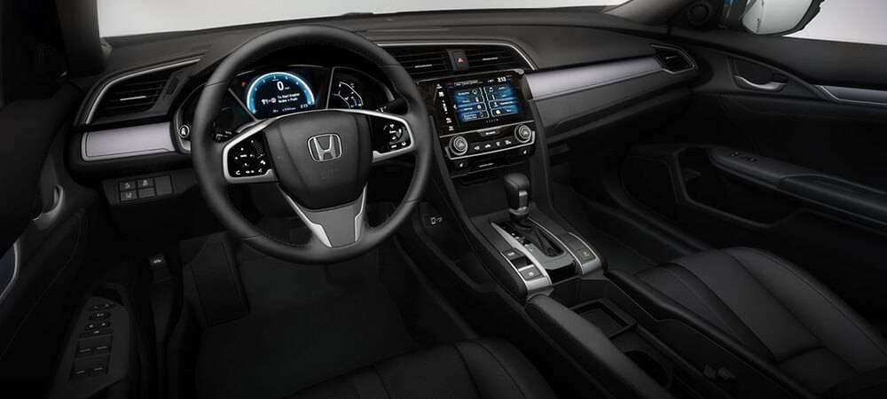2017 Honda Civic Sedan Middletown Honda