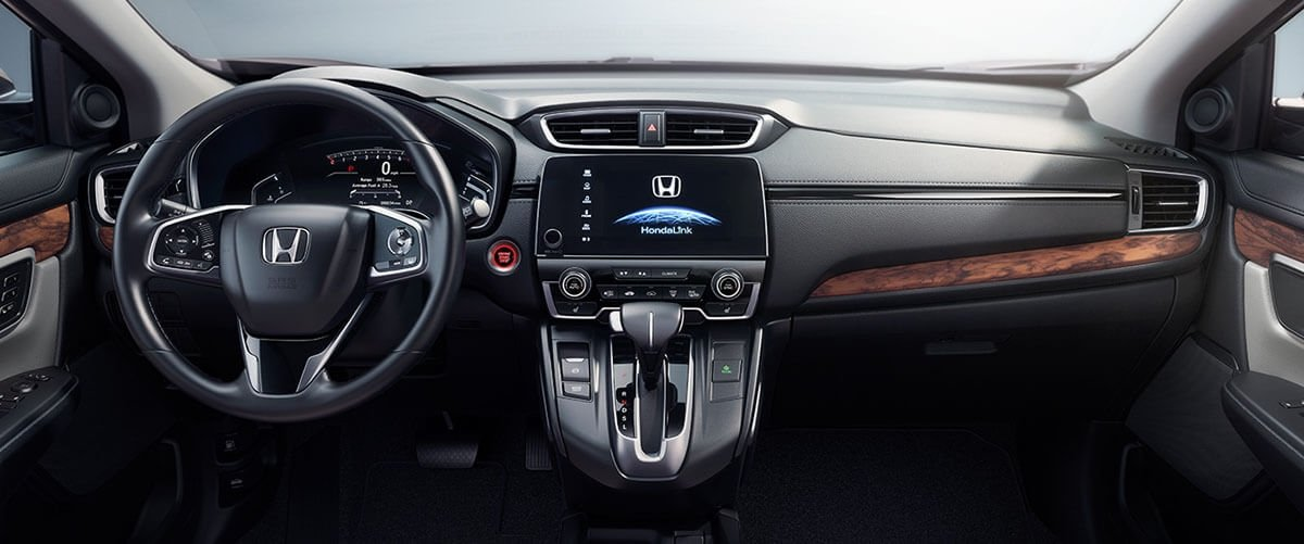 2017 Honda CR-V Interior dash