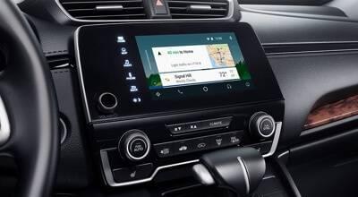 2017 Honda CR-V Navigation System
