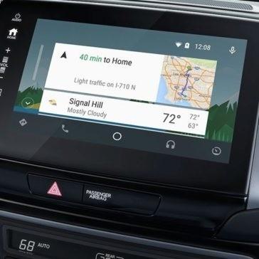 2017 Honda Ridgeline tech features
