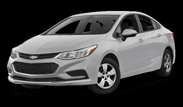 2017 Chevrolet Cruze light exterior model