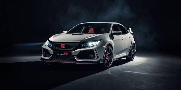 Honda Civic Type R Preview