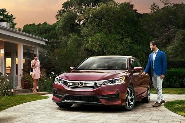 2017 Honda Accord Sedan Front Exterior