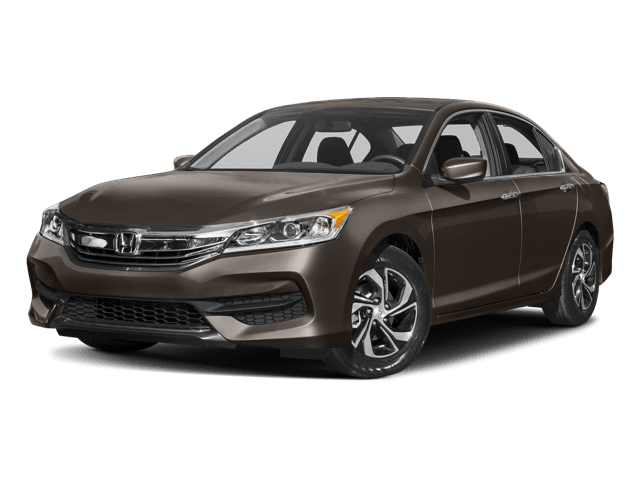 2017 Honda Accord white background