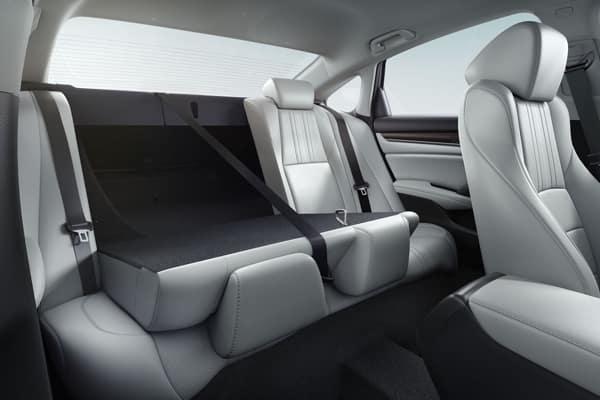 2018 Honda Accord Interior Features