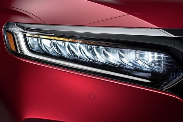 2018 Honda Accord LED Headlights