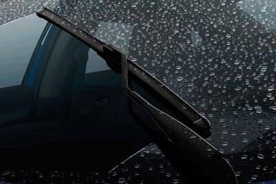 Windshield Wipers on a 2017 Honda Civic Touring