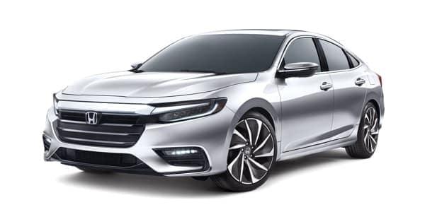Honda Insight Prototype Front Exterior