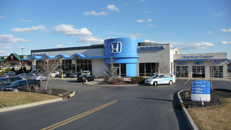 Honda Dealers Nj >> Honda Dealer Near Mahwah Nj Middletown Honda