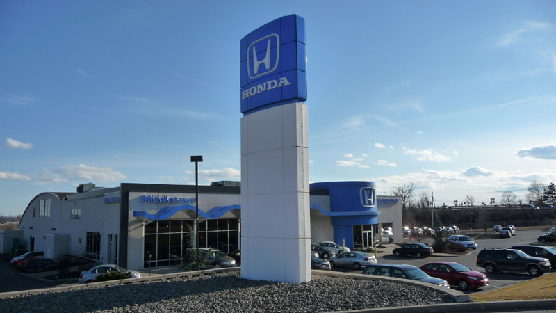 Honda Dealers Ny >> Honda Dealer Near Goshen Ny Middletown Honda New York