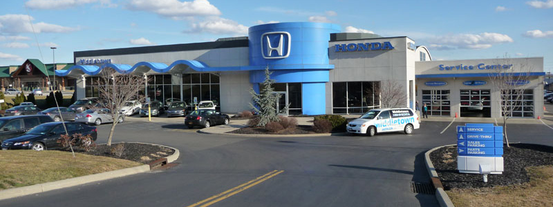 Honda Dealers Ny >> Honda Dealer In Middletown Ny Middletown Honda