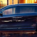 2015 Honda Odyssey Side View