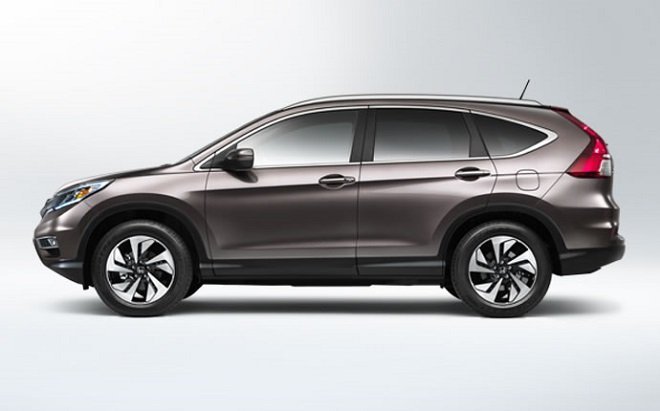 2015 Honda CR-V Changes