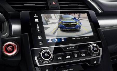 2016 Honda Civic Rear Camera