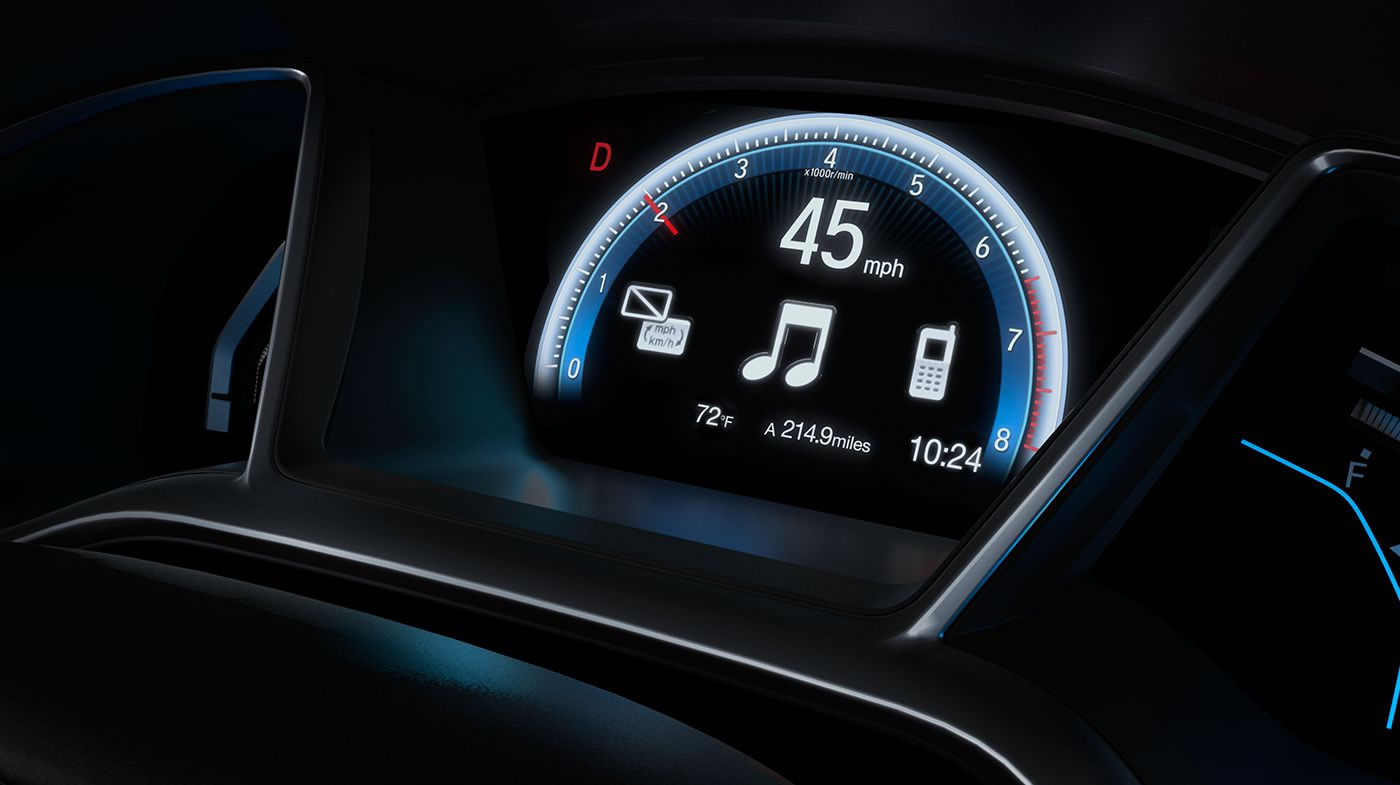 2016 Honda Civic Coupe 5