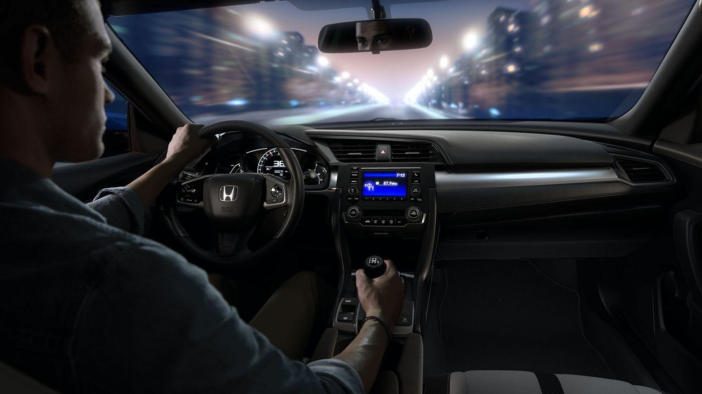 2016 Honda Civic Coupe 6