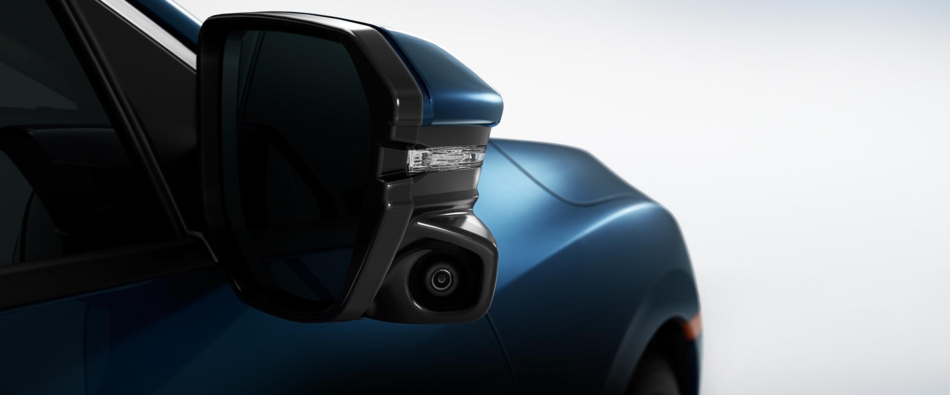 2016 Honda Accord Sedan Lane Watch