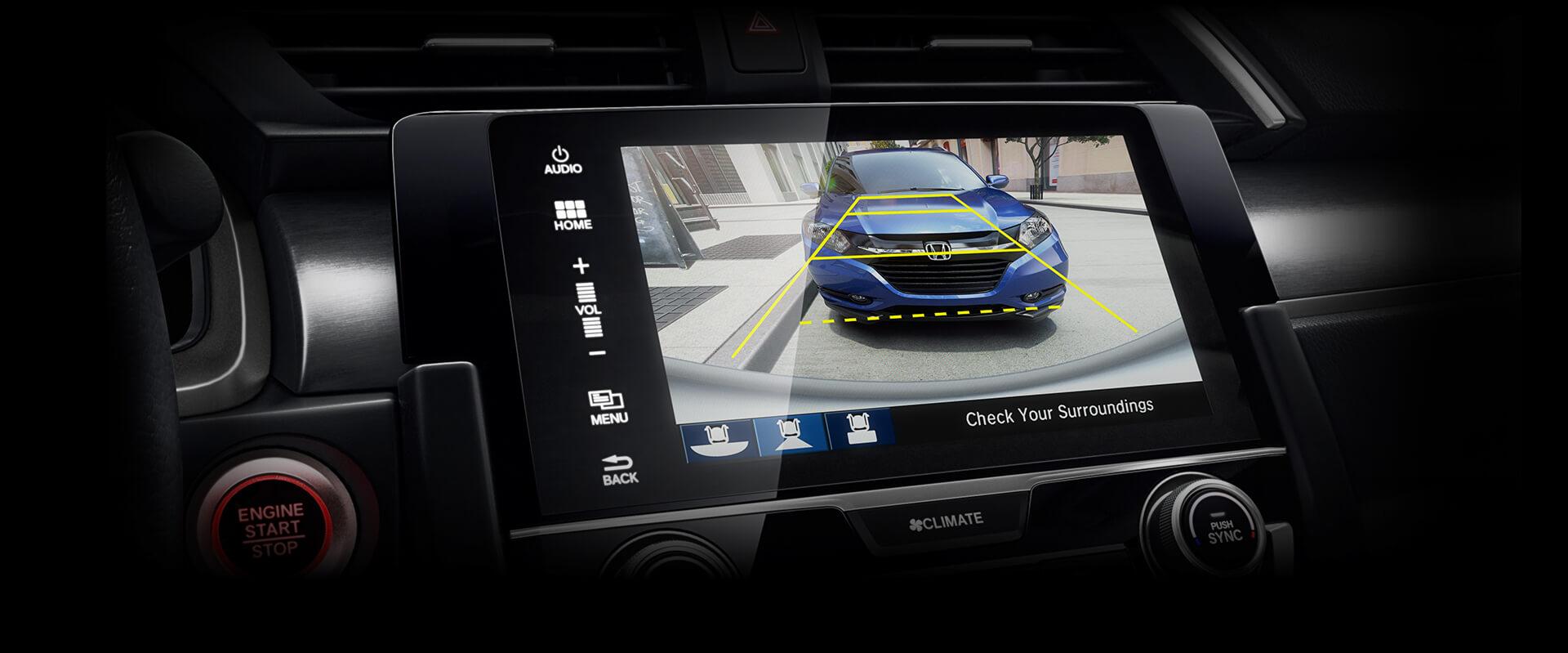 2016 Honda Accord Sedan Rearview Camera