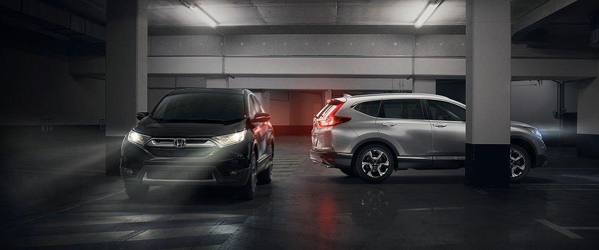 2017 Honda CR-V Features
