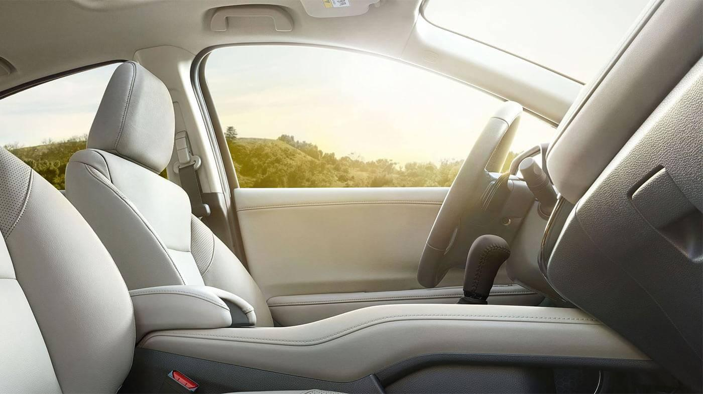2017 Honda HR-V EX-L Interior