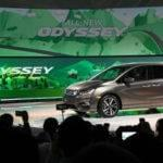 2018 Honda Odyssey Preview