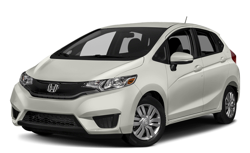 2017 Honda Fit White
