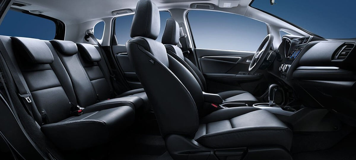 2018 Honda Fit seating